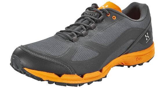 Haglöfs Gram Comp II - Chaussures de running Homme - gris/orange